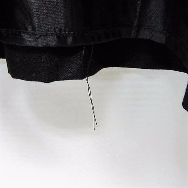 RETRO GIRL(レトロガール)のRETRO GIRL  フレアスカート  ☆黒☆  170831④ レディースのスカート(ひざ丈スカート)の商品写真