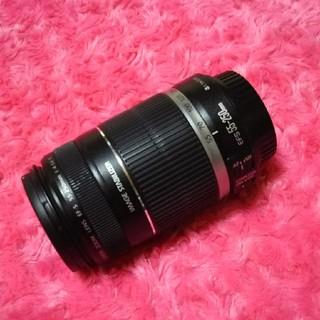 キヤノン(Canon)のキャノン 手振れ補正ズームレンズ  55-250(レンズ(ズーム))