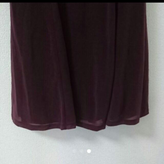 H&M(エイチアンドエム)のシースルーワンピース レディースのワンピース(ミニワンピース)の商品写真