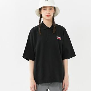 エックスガール(X-girl)のくみちゃんねる様(ポロシャツ)