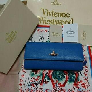 ヴィヴィアンウエストウッド(Vivienne Westwood)のVivienne Westwood 長財布 スクイグル 新品(財布)