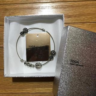 トーガ(TOGA)のTOGA 新品未使用 片耳ピアス(ピアス(片耳用))