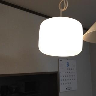 ムジルシリョウヒン(MUJI (無印良品))のガラスペンダントライト 無印良品(天井照明)