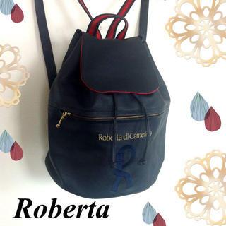 ロベルタディカメリーノ(ROBERTA DI CAMERINO)のロベルタのリュック(リュック/バックパック)