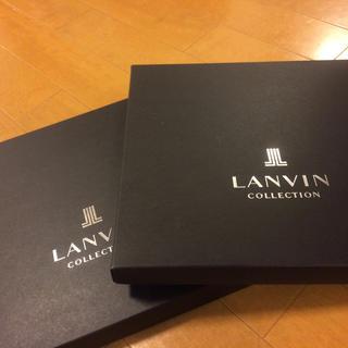 ランバン(LANVIN)の新品 ランバンコレクション ソックス 3足セット 2組(ソックス