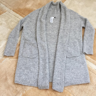 ダブルスタンダードクロージング(DOUBLE STANDARD CLOTHING)の美品 ダブルスタンダード カーディガン(カーディガン)