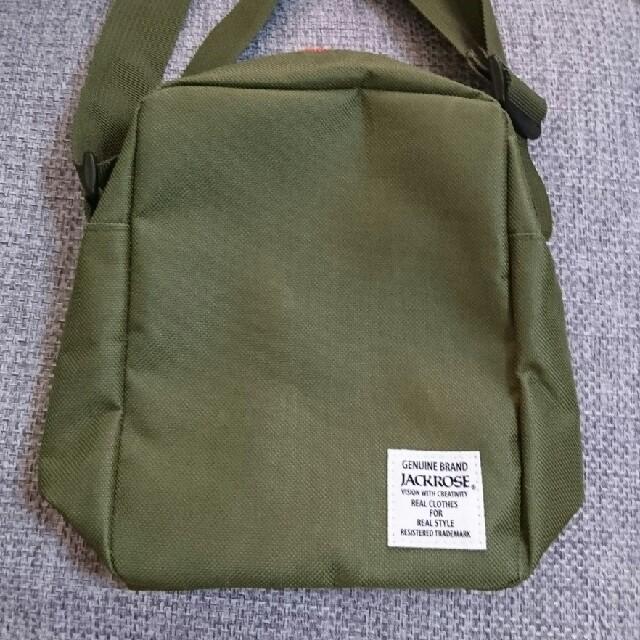 JACKROSE(ジャックローズ)のジャックローズ  ショルダーバッグ メンズのバッグ(ショルダーバッグ)の商品写真