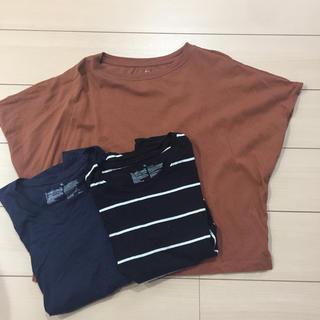 ムジルシリョウヒン(MUJI (無印良品))の専用出品(Tシャツ(半袖/袖なし))