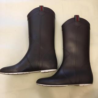 ファビオルスコーニ(FABIO RUSCONI)のKOKOさん用 FABIO RUSCONIレインブーツ38 24.5(レインブーツ/長靴)