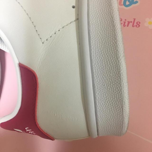 adidas(アディダス)のスタンスミス ピンク 23センチ 今週だけ値下げ中 レディースの靴/シューズ(スニーカー)の商品写真