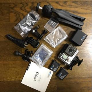 ゴープロ(GoPro)の最近値下げ GoPro hero4 silver(コンパクトデジタルカメラ)