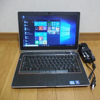 デル(DELL)のDELL LATITUDE E6320 i5 4GB 250GB Win10P(ノートPC)