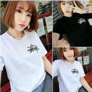 ステューシー(STUSSY)のSTUSSY ロゴTシャツ(Tシャツ(半袖/袖なし))
