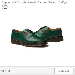 シュプリーム(Supreme)のSUPREME Dr.Martens(ローファー/革靴)