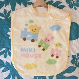 ミキハウス(mikihouse)のMIKI HOUSE✭汽車ポッポ コットンスリーパー(毛布)