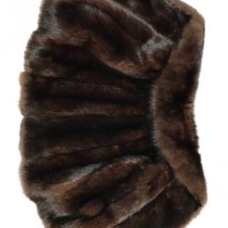 ☆Madison Avenue furs☆セーブルフルペルト ケープコート(毛皮/ファーコート)