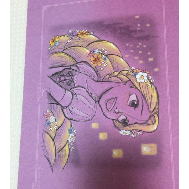 Disney ディズニー ラプンツェル ドローイングの通販 By ポチ