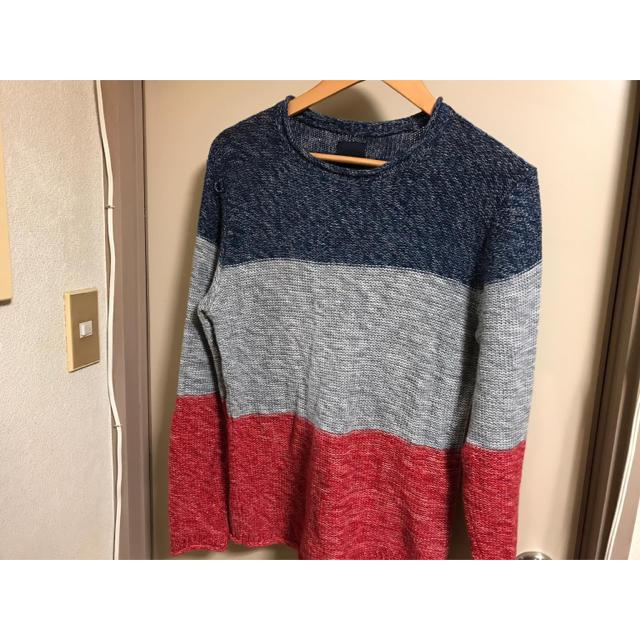 SHIPS JET BLUE(シップスジェットブルー)のSHIPS JET BLUEのニット メンズのトップス(ニット/セーター)の商品写真