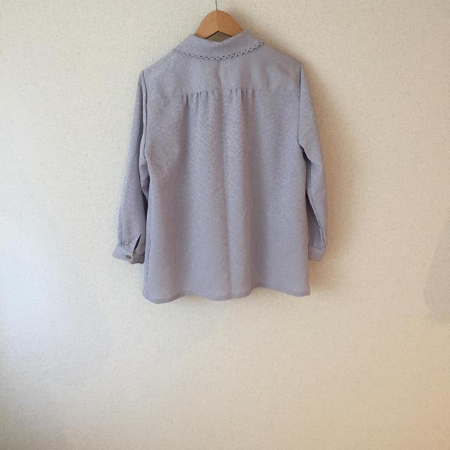 Grimoire(グリモワール)のレースブラウス レディースのトップス(シャツ/ブラウス(長袖/七分))の商品写真
