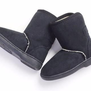 ムジルシリョウヒン(MUJI (無印良品))の無印良品 MUJI ムートンブーツ キッズ(ブーツ)