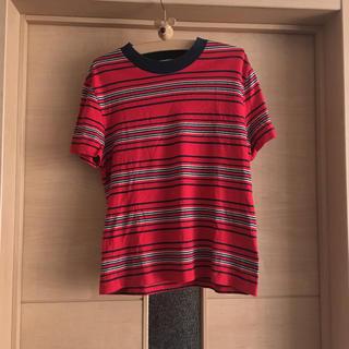 ドゥファミリー(DO!FAMILY)のドゥファミリー ボーダー Tシャツ (Tシャツ(半袖/袖なし))
