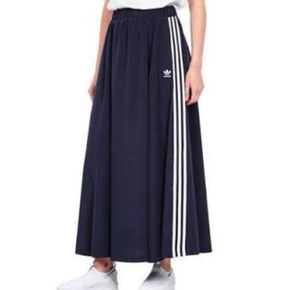 アディダス(adidas)の【新品】アディダス ロングスカート XOT ✖️2枚(ロングスカート)