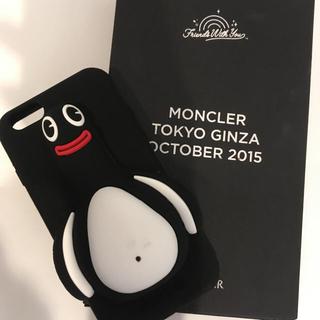 モンクレール(MONCLER)のMONCLER モンクレール iPhone6ケース※非売品(iPhoneケース)