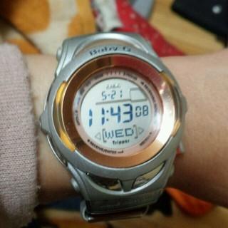 ベビージー(Baby-G)のbabyG電波時計(腕時計)