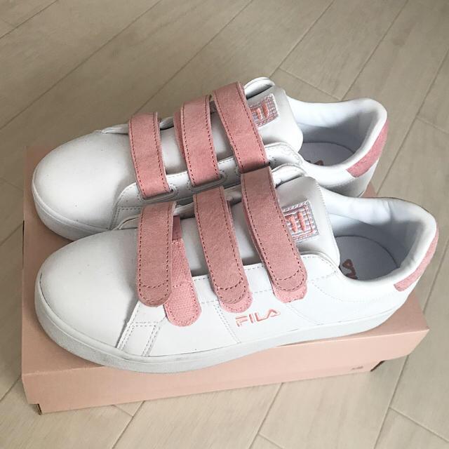 FILA(フィラ)の유유様専用 レディースの靴/シューズ(スニーカー)