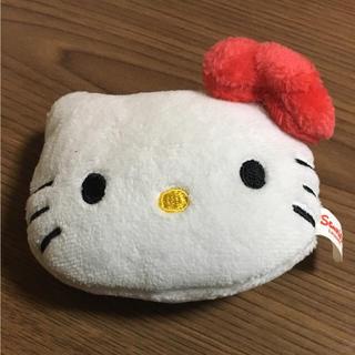 ハローキティ ハローキティー キティちゃん キティーちゃん マスコット 小物入れ · キャラクターグッズ