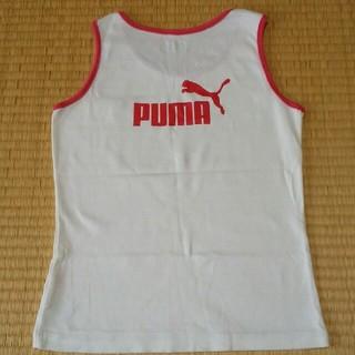 プーマ(PUMA)のPUMA タンクトップ L(タンクトップ)