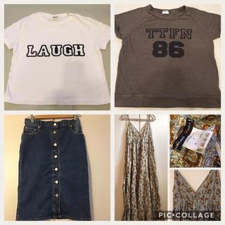 シェル(Cher)のこてふぃママさん用 Tシャツほか全4点(Tシャツ(半袖/袖なし))