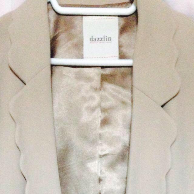 dazzlin(ダズリン)のdazzlinジャケット レディースのジャケット/アウター(テーラードジャケット)の商品写真