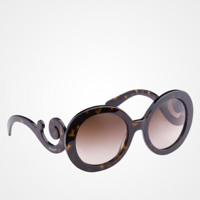 8c3b17b36e0b PRADA(プラダ)のPRADA プラダ minimal baroque ミニマルバロック サングラス レディースのファッション小物
