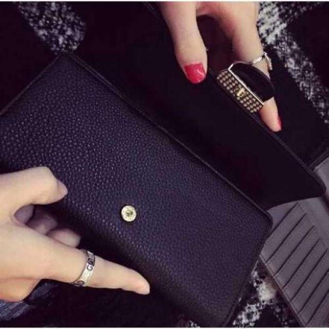 ★売りつくしセール中★レディース長財布★レディース財布★レッド レディースのファッション小物(財布)の商品写真