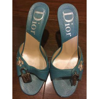 クリスチャンディオール(Christian Dior)のミュール(ミュール)