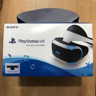 プレイステーションヴィーアール(PlayStation VR)のPlayStation VR     PSVR本体  カメラ同梱版(家庭用ゲーム機本体)