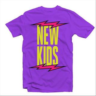 アイコン(iKON)のiKON NEW KIDS 韓国限定 公式グッズ Tシャツ M ハンビン着用 (アイドルグッズ)