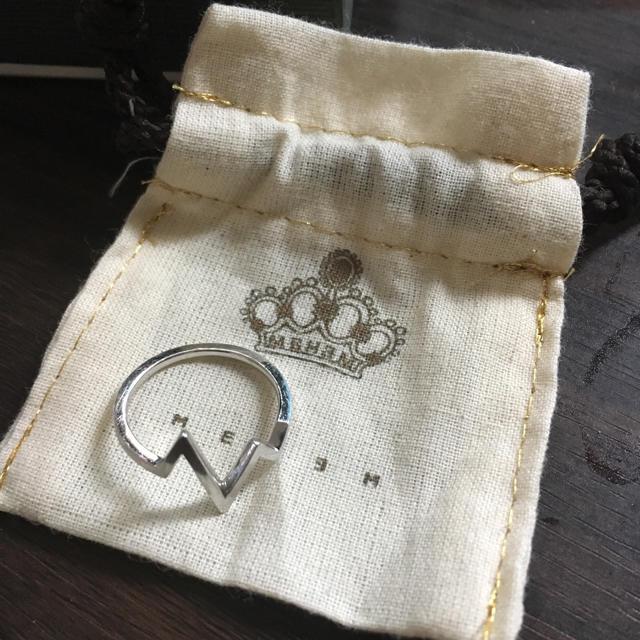 OPENING CEREMONY(オープニングセレモニー)のopening ceremony購入 silverリング13号 レディースのアクセサリー(リング(指輪))の商品写真