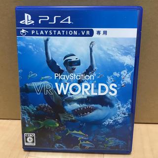 プレイステーションヴィーアール(PlayStation VR)のPlayStation VR WORLDS ソフト(家庭用ゲームソフト)