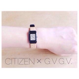 ジーヴィジーヴィ(G.V.G.V.)のmi4booさま専用(腕時計)