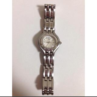 エムシーエム(MCM)の新品 MCM 腕時計 レディース シルバー シンプル 文字盤(腕時計)