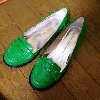 マークジェイコブス(MARC JACOBS)のエナメルローファー☆MARCJACOBS(ローファー/革靴)