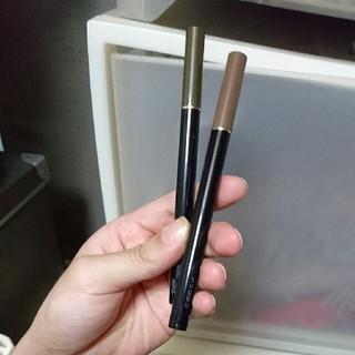 スック(SUQQU)のSUQQU フレーミングアイブロウ リキッドペン 01 03(アイブロウペンシル)