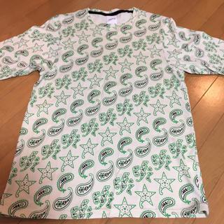 リボルバー(REVOLVER)のrevolver ペイズリー柄Tシャツ 総柄(Tシャツ/カットソー(半袖/袖なし))