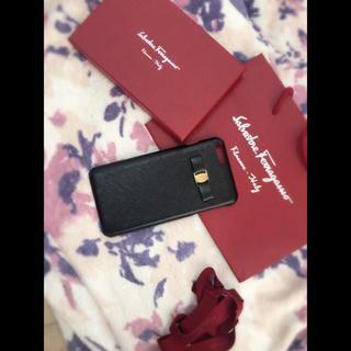 サルヴァトーレフェラガモ(Salvatore Ferragamo)の取り置き中   フェラガモ iPhoneケース(iPhoneケース)