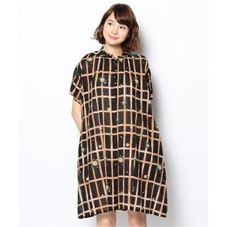 シンディー(SINDEE)のSINDEE/CACCA DRESS ワンピース(ひざ丈ワンピース)