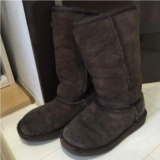 アグ(UGG)のアグ ロングブーツ 18センチ(ブーツ)