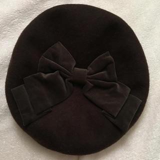 イノセントワールド(Innocent World)のInnocent World ベレー帽(ハンチング/ベレー帽)