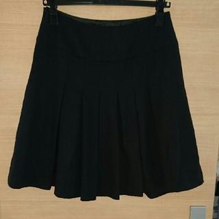ウィルセレクション(WILLSELECTION)のWILLSELECTIONの黒スカート♥(ひざ丈スカート)